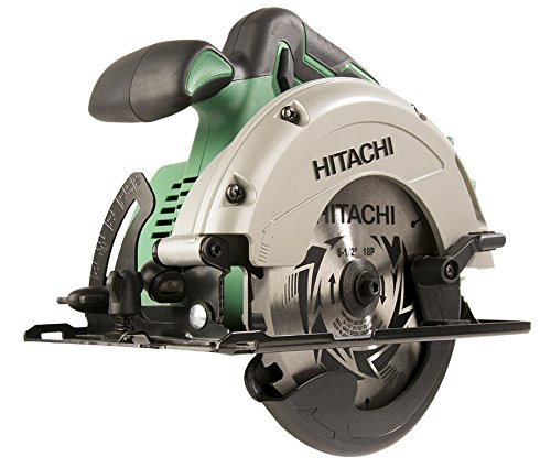 Preisvergleich Produktbild Hitachi Kreissäge Hitachi c18dgl 165 mm bis Akku 18 V (Maschine Nackte)