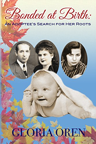 Bonded at Birth: An Adoptee's Search for Her Roots book cover