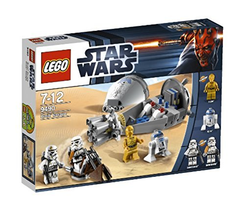 LEGO Star Wars TM 9490 - Droid Escape