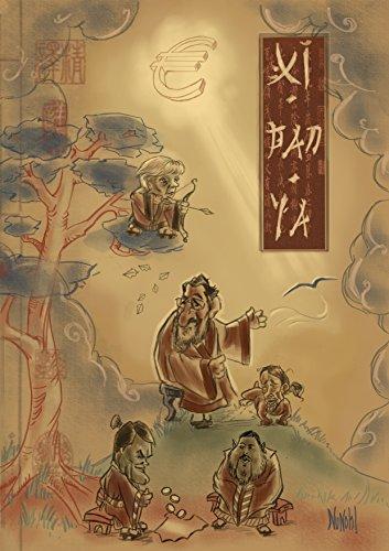 Fábulas del Reino de Xi-Pan-Ya por Amador García-Carrasco