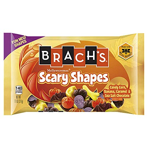Scary Shapes - 312g - American Brachs Halloween Candy ... ()