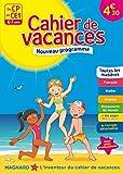 Cahier de vacances Du CP au CE1 : 6-7 ans