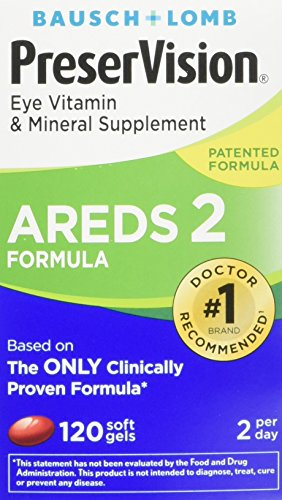 PreserVision Areds 2 Vitamina & Mineral Suplemento