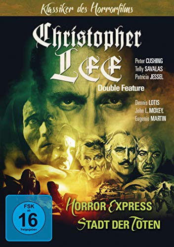Christopher Lee Double Feature: Horror Express / Stadt der Toten