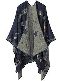 815570473d90 Amazon.fr   echarpe femme - Ponchos et capes   Pulls, Gilets   Sweat ...