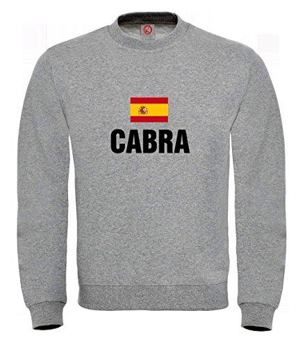 Felpa Cabra gray