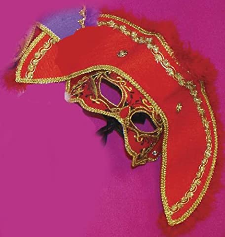 Sea Captain Hat - Sea Captain Hat Venetian, Masquerade, Mardi Gras