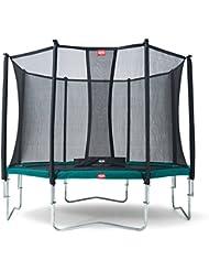 Berg Favorit trampoline met veiligheidsnet