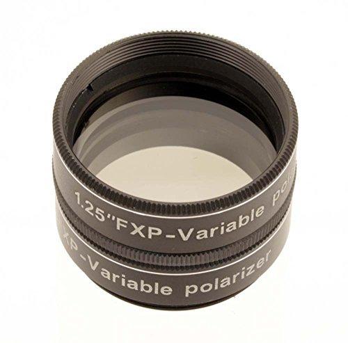 TS-Optics Variabler Mondfilter, Polfilter FXP - für Teleskop - variable Helligkeit, FXP1 (Variabler Polarisationsfilter)