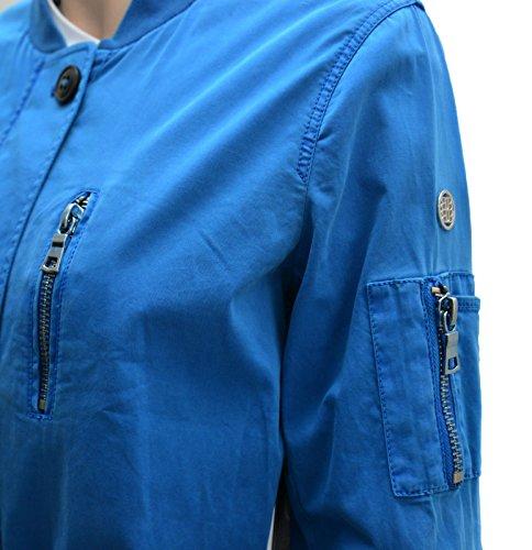 BLONDE No. 8 Damenjacke Gr. 36 Blau