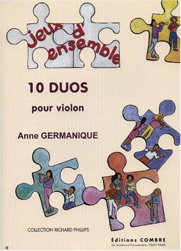 10 Duos pour 2 Violons