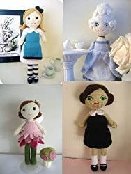 Knit Doll Pattern Bundle (Amy Gaines Pattern Collections Book 3) (English Edition)