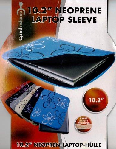 Preisvergleich Produktbild CompuParts Neopren Netbook Schutzhülle (10.2 Zoll) in 5 verschiedenen Farben
