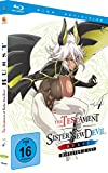 The Testament of Sister New Devil BURST - Vol. 4 Ep. 7-10+OVA [Blu-ray]