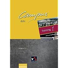 Campus C - neu / Gesamtkurs Latein in drei Bänden: Campus C - neu / Campus C Training 1 - neu: Gesamtkurs Latein in drei Bänden