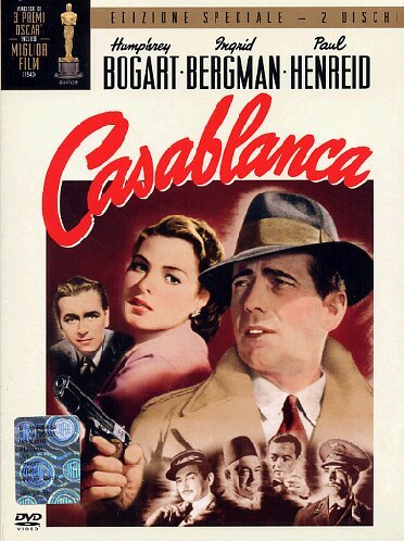 Casablanca (edizione speciale) [2 DVDs] [IT Import]