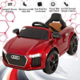 Baybee Audie Battery Operated Ride On Car for Kids with Music, Headlights