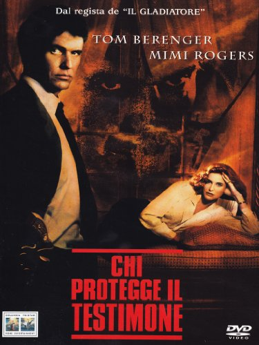 Chi protegge il testimone [IT Import]
