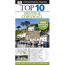 DK Eyewitness Top 10 Travel Guide: Devon & Cornwall.