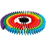 MAKS Colourful Wooden Set for Kids Educational Toy, Building Wooden Blocks, 120pcs