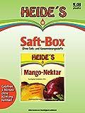 Mango-Nektar 35% Fruchtanteil, 5 Liter