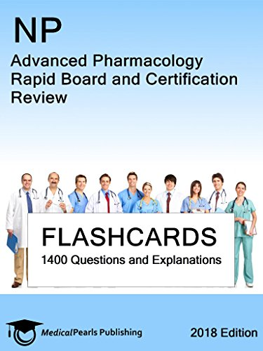 Np Advanced Pharmacology: Rapid Board And Certification Review por Medicalpearls Publishing Llc epub