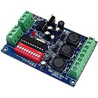 Constant Current 350mA Controller DMX 512 RGB 3 Channel Decoder DC5V-36V