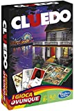 Hasbro Gaming TRAVEL CLUEDO