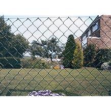 apollo valla de tela metlica con revestimiento de pvc 10 x - Vallas Metalicas Jardin
