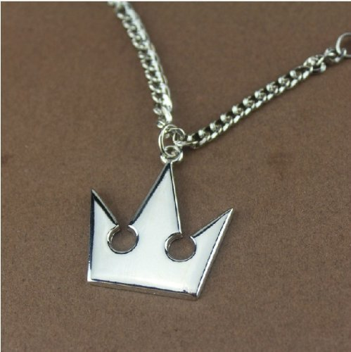 Kingdom Hearts II Sora Crown Halskette Anime Cosplay