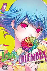 Love X Dilemma Edition simple Tome 6
