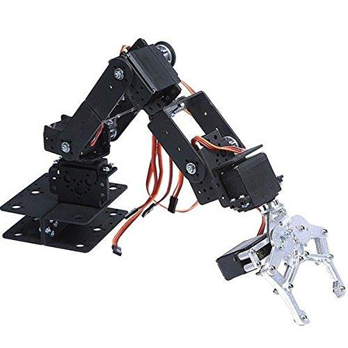 Saver Alluminio 6DOF meccanico braccio robotico morsetto