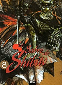 Le Sabre de Shibito Edition simple Tome 8