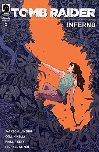 Tomb Raider Comic Ebook