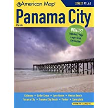 Panama City FL Atlas (American Map) by American Map (2009-06-03)