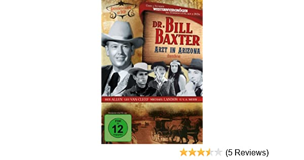 Dr Bill Baxter Arzt In Arizona Frontier Doctor 2 Dvds