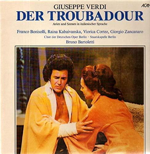 Verdi: Der Troubadour / Il Trovatore [Vinyl Schallplatte] [3 LP Box-Set] Geneve Music Box