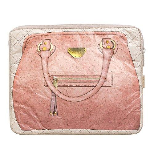 Oblige OBPD7010 Vanity Tasche Case Cover Sleeve für Apple iPad 1/2/3/4 rosa Rosa Vanity Case