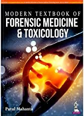 Modern Textbook of Forensic Medicine and Toxicology