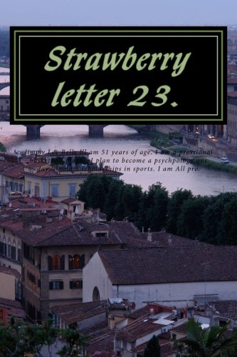 Strawberry Letter 23.: Strawberry milk shakes. (The Brothers Johnsons., Band 23) Johnson Brothers Strawberry