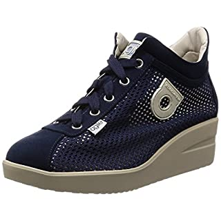 Agile By Rucoline 226(31-A) Low Sneakers Women Blue 37