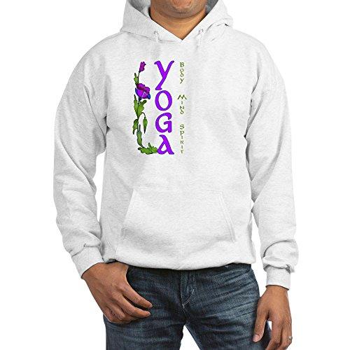 CafePress - Body, Mind, And Spirit - Pullover Hoodie, Hooded Sweatshirt