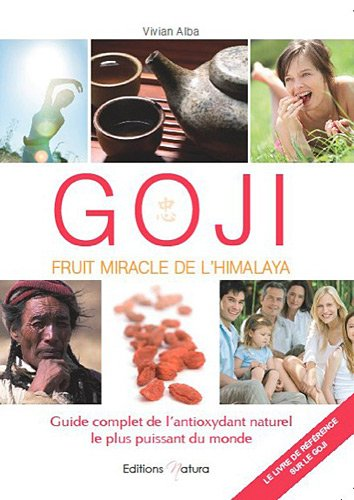 Goji - Fruit miracle de l'Himalaya