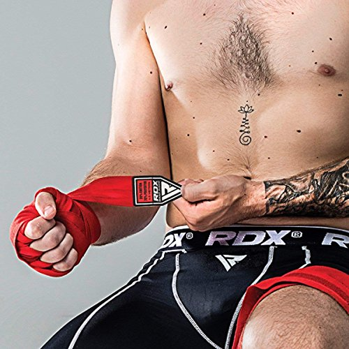 Zoom IMG-3 rdx boxe thai compressione pantaloncini