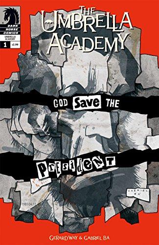 The Umbrella Academy: Dallas #1 (English Edition)