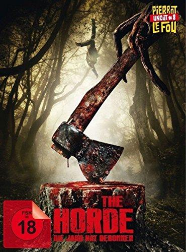 Bild von The Horde - Die Jagd hat begonnen (uncut) - Limited Edition Mediabook (Blu-ray + DVD)