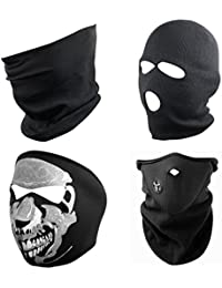 Veil Sport Motorcycle Ski Face Warmer