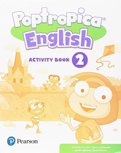 Poptropica English 2 Activity Book por Linnette Erocak