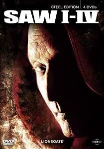 Saw I - IV (Steel Edition) [4 DVDs]