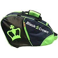 Paletero Padel Black Crown Verde/Negro